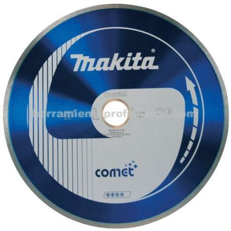 Disco comet banda continua Makita 80mm