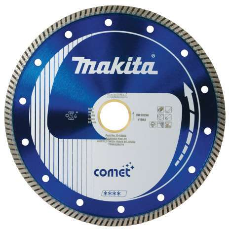 Disco comet banda turbo Makita 115mm