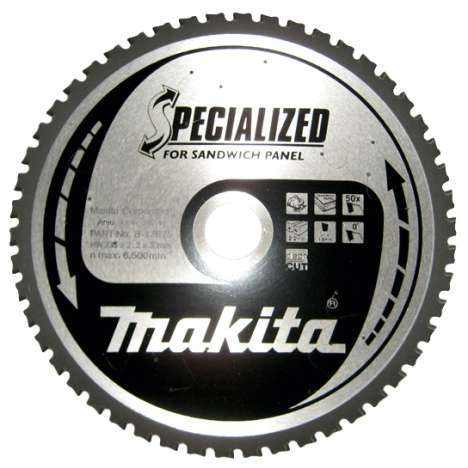 Disco Specialized panel sandwich Makita 235mm 5903R - 5903RK