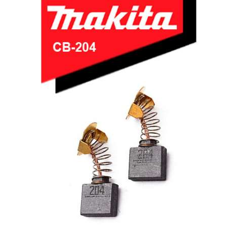 Escobillas Makita CB-204
