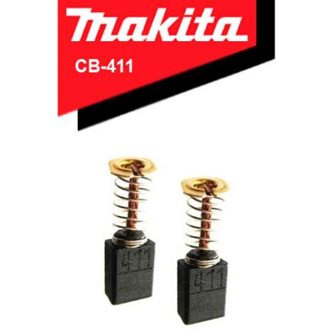 Escobillas Makita CB-411