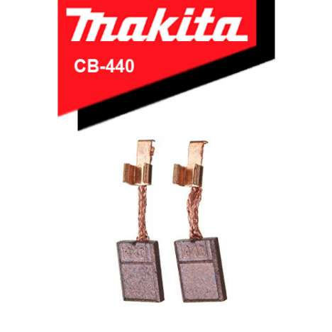 Escobillas Makita CB-440