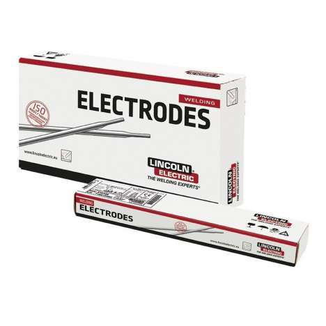 Electrodo Inoxidable Lincoln Limarosta 316L E316L-17 2.5 x 350 mm - 125 Uds
