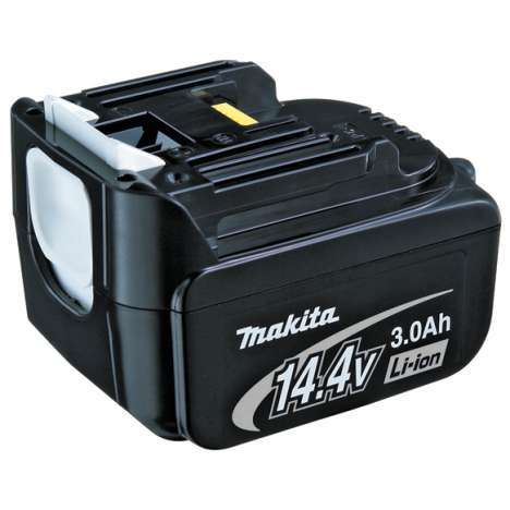 Batería Litio-ion 14,4v (3,0Ah) Makita BL1430