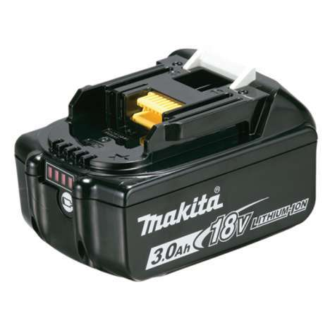 Batería Litio-ion 18v (3,0Ah) Makita BL1830B