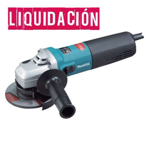 Miniamoladora angular Makita 9564CR