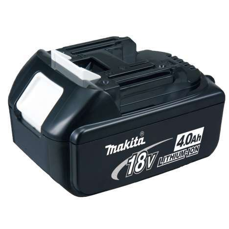 Batería Litio-ion 18v (4,0Ah) Makita BL1840