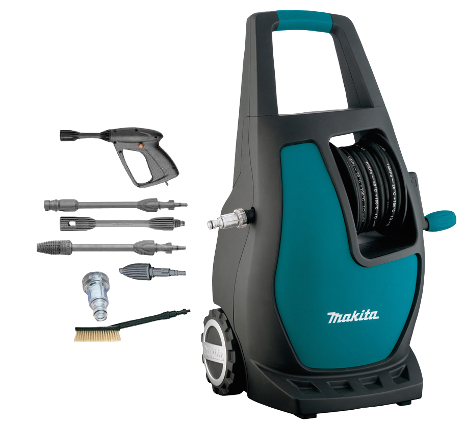 Genoeg Compact Power Washer Makita Hw111 | HERRAMIENTA-PRO ZH25